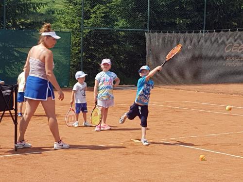 Kroužek Tenis v MŠ